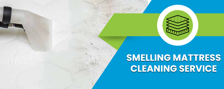 Smelling Mattress Cleaning Service