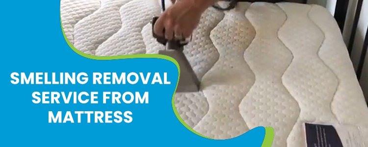 Smelling Removal Service From Mattress